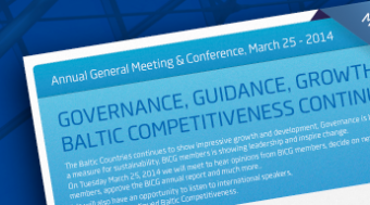 BICG Annual General Meeting & Conference