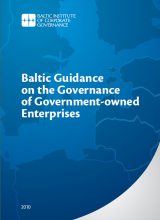 Baltic Guidance on the Governance of Government-owned Enterprises