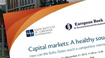 Capital markets: a healthy source of financing