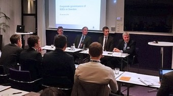 Learning from the Swedish SOEs governance experience