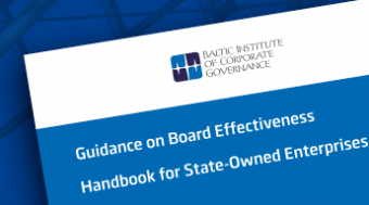 BICG launches Guidance on Board Effectiveness