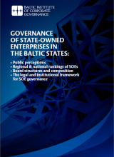 Governance of State-Owned Enterprises