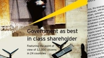 Governments as in best class shareholders