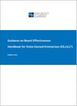 Guidance on Board Effectiveness