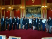 BICG delegation to Oslo, June 2014