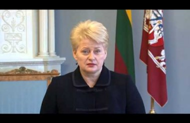 The President of Lithuania