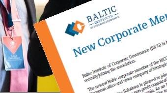 New Corporate Members