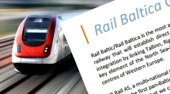 Rail Baltica Governance Conference 2016