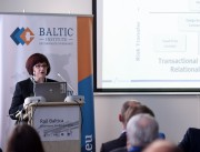 Rail Baltica Governance Conference, April 29, 2016