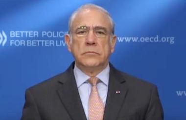 OECD Secretary-General Address