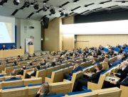 SOEs governance conference at the Lithuanian Parliament, November, 2017