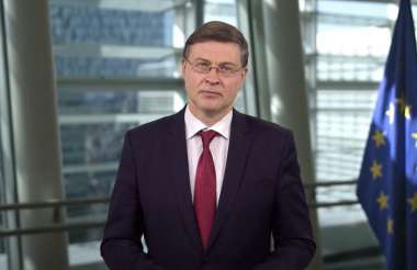 Vice President of the European Commission Address