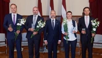 Corporate Governace Awards held in Latvia